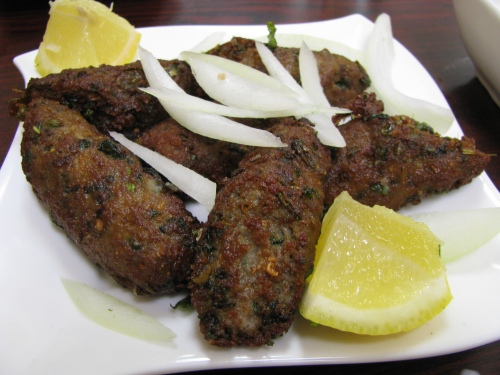 sheek kebab at reethika columbus