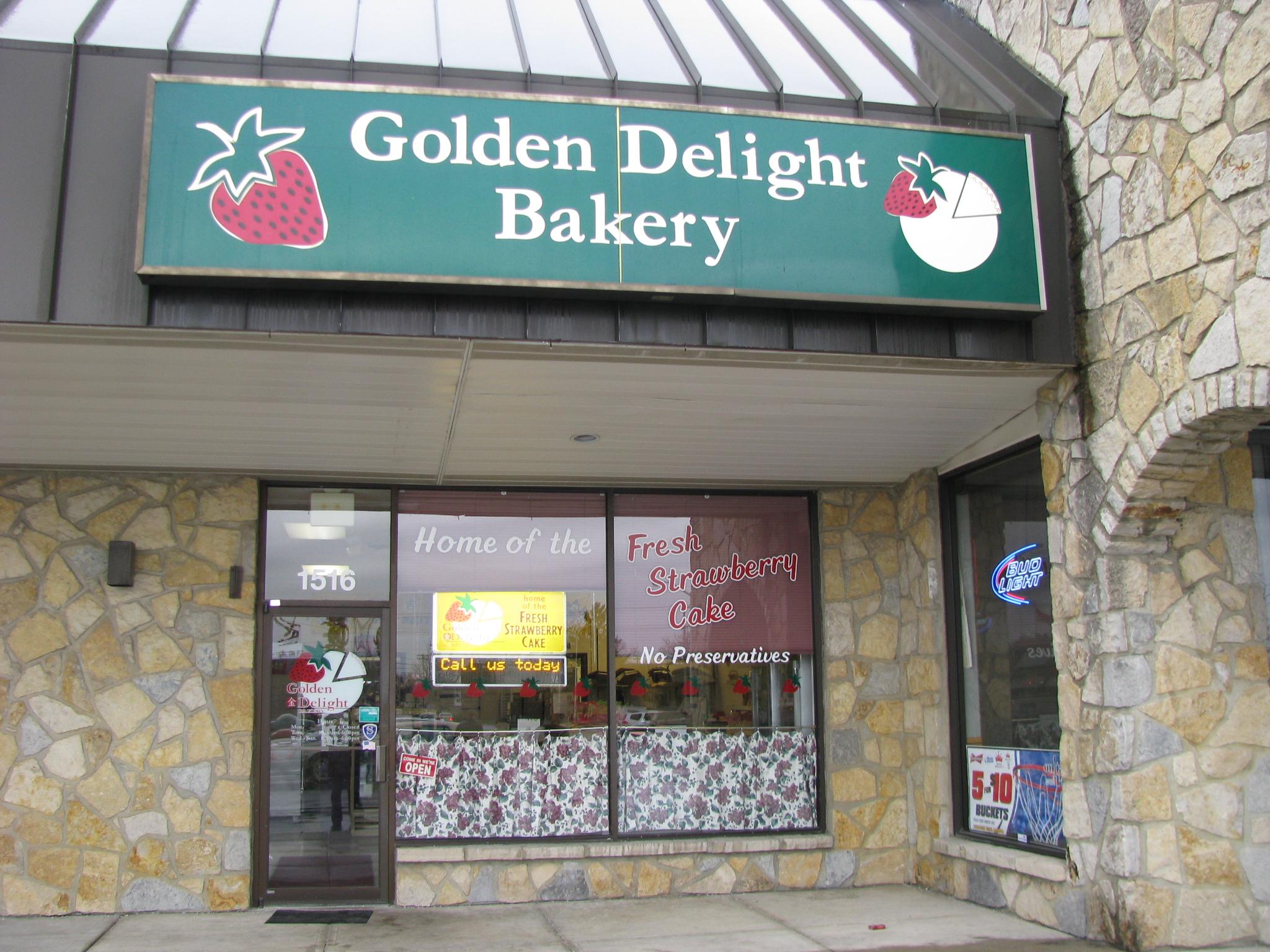 Strawberry Cake In Gahanna Ohio