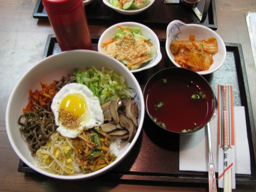 korean food in columbus, tea zone