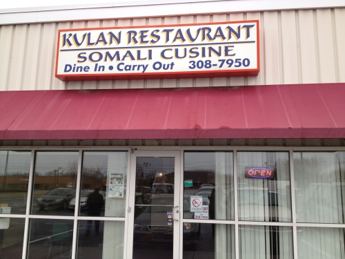 somali restaurants columbus