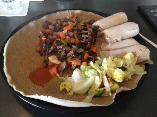 ethiopian food columbus ohio