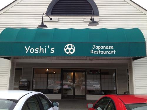 Yoshi's Exterior
