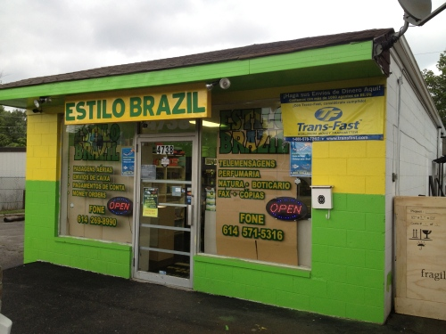 brazilian food in Columbus OHio