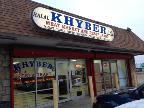 khyber restaurant columbus
