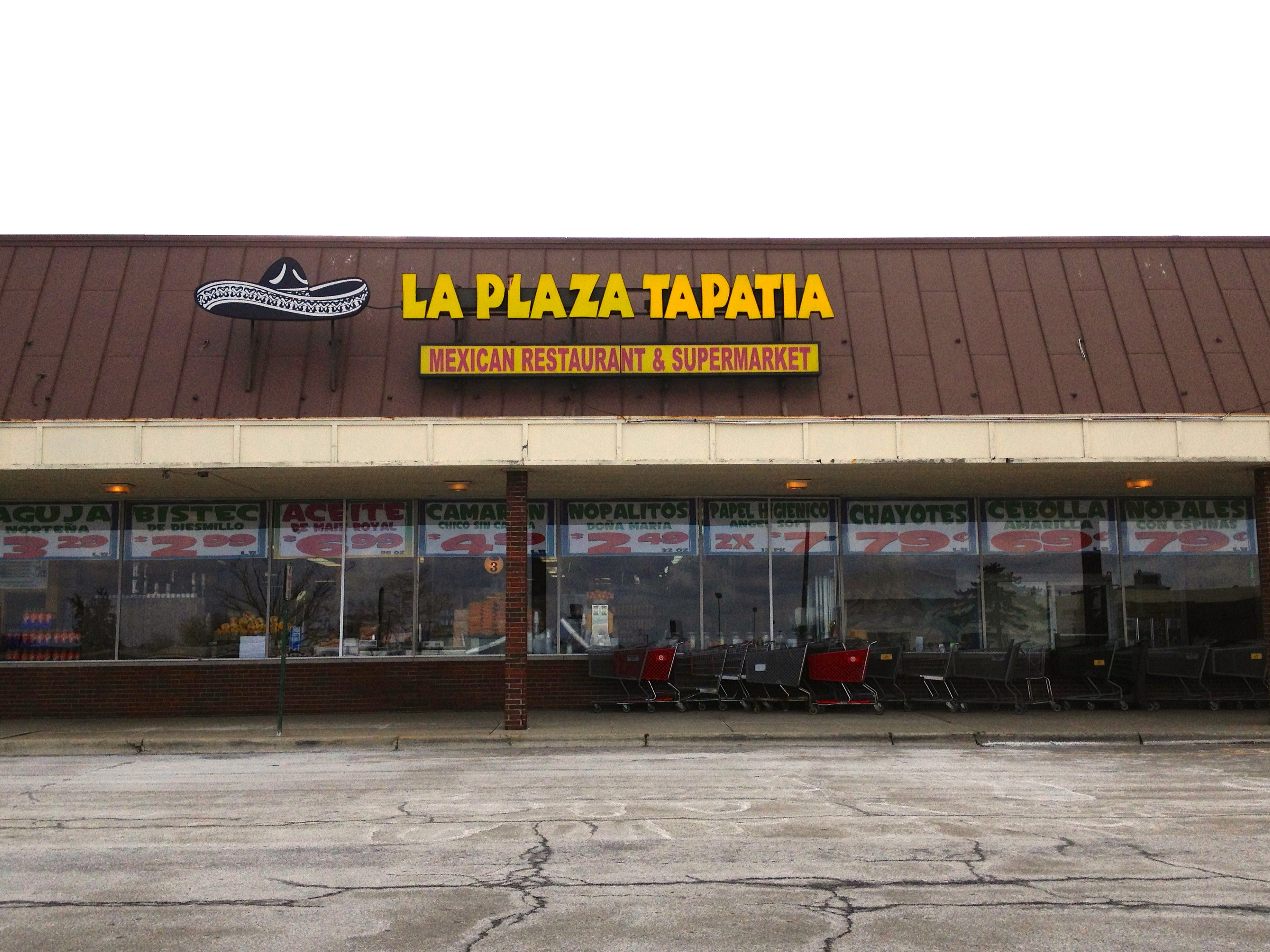 La Plaza Tapatia Restaurant Columbus Ohio