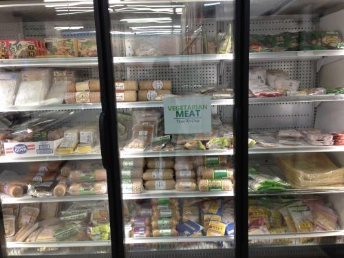 vegetarian food shopping columbus ohio