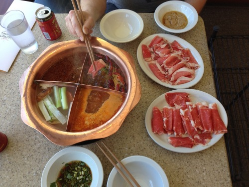 chinese hot pot in Columbus ohio